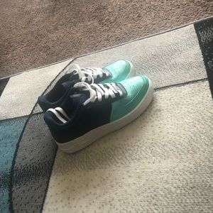 Custom Made Air Force Ones